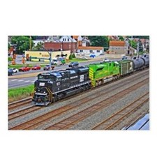 Norfolk Southern Heritage Postcards (Package of 8)