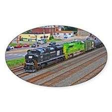 Norfolk Southern Heritage. Decal