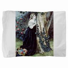 Why dont he come - 1907 Pillow Sham