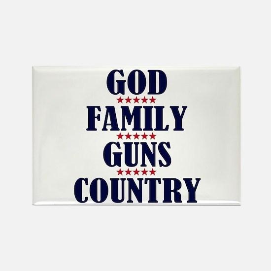 Gun Control Rectangle Magnet