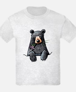 Pocket Black Bear T-Shirt