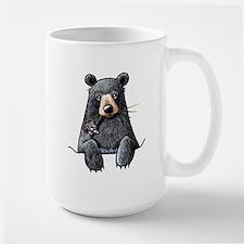 Pocket Black Bear Ceramic Mugs