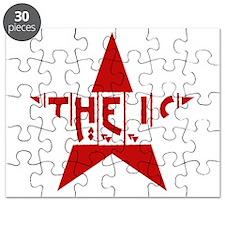 Atheist Star Puzzle