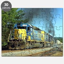 CSX Smoker Puzzle