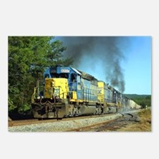 CSX Smoker Postcards (Package of 8)