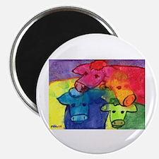 Wet Cows Magnet