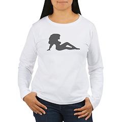 Sexy Women Silhouette T-Shirt