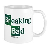 Breaking bad Small Mugs (11 oz)