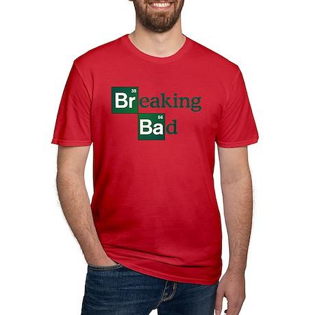 Breaking Bad Men's Fitted T-Shirt (dark)
