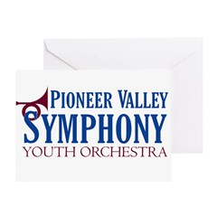 Youth Orchestra Greeting Card