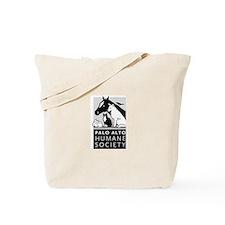 Palo Alto Humane Society Tote Bag