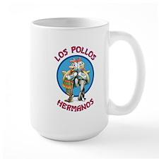 Los Pollos Hermanos Ceramic Mugs