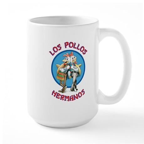 Los Pollos Hermanos Large Mug