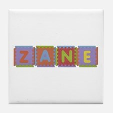 Zane Foam Squares Tile Coaster