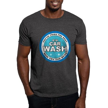 A1A Car Wash Dark T-Shirt