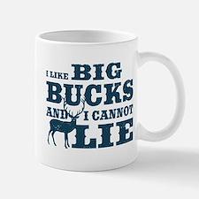 I like BIG Bucks and I can not lie! Small Mugs