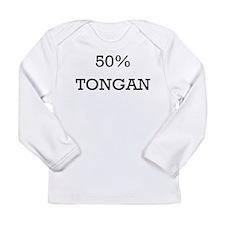 50% Tongan Long Sleeve T-Shirt