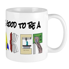 It feels good to be a MAKER-lt Mug
