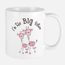 Big Sister Giraffes Mug