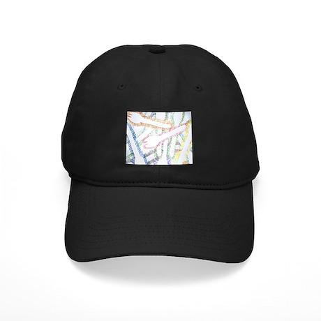 12x12 plastic sporks baseball hat by plasticsporkbybjorkart