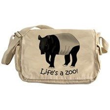 Malayan Tapir Messenger Bag