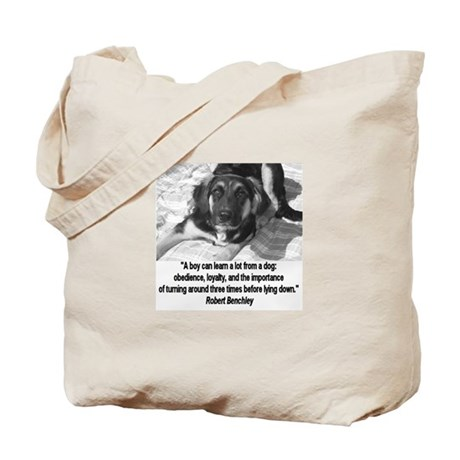 Sayings Tote Bag
