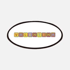 Valentina Foam Squares Patch