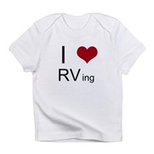 I love RVing Infant T-Shirt