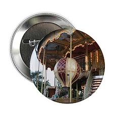 "Paris Carousel 2.25"" Button"