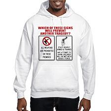 Gun Control Jumper Hoody