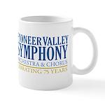 PVS 75th Season Mug