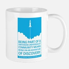 UU Community Means Discovery Mug