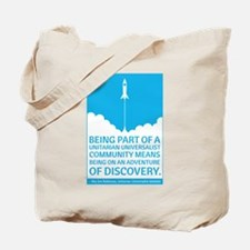 UU Community Means Discovery Tote Bag