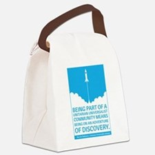 UU Community Means Discovery Canvas Lunch Bag