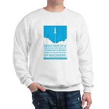 UU Community Means Discovery Sweatshirt