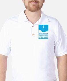 UU Community Means Discovery T-Shirt