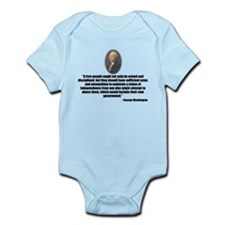 Gun Control Infant Bodysuit