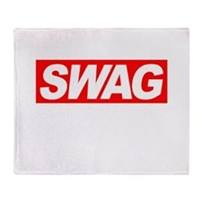 Swag Throw Blanket