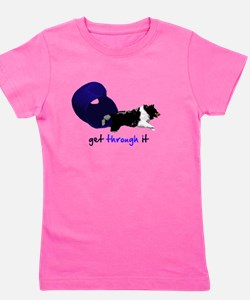 tunnel_getthroughit.png Girl's Tee