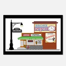 Bronx Soda Shop Postcards (Package of 8)