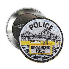 Bridge Police New Orleans Button