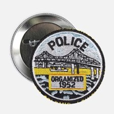 "Bridge Police New Orleans 2.25"" Button (100 pack)"