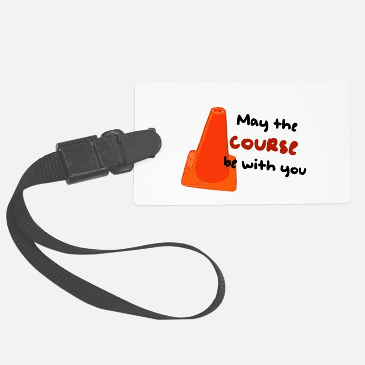 coursebewithyouconewhiteletters.png Luggage Tag