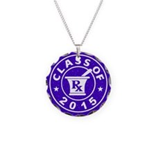 Class Of 2015 Pharmacy Necklace