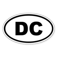 District of Columbia DC Decal