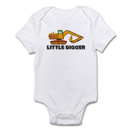 Little Digger Infant Bodysuit