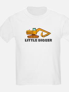 Little Digger Kids T-Shirt