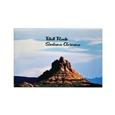 Bell Rock Sedona  Rectangle Magnet