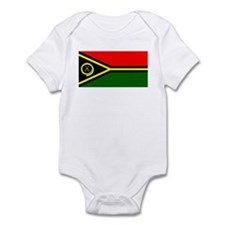 Vanuatu Blank Flag Infant Bodysuit