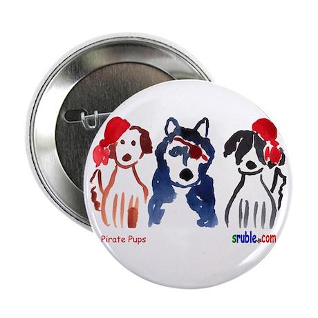 Pirate Pups Button